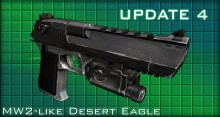 UPDATE 4: MW2-like Desert Eagle