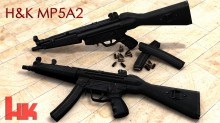 Soldier11's MP5A2 Animations