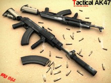 Updated - Tactical AK Iraqi STYLE
