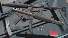 Heckler & Koch - MP5SD