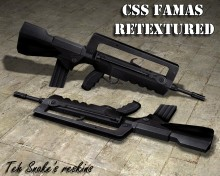 [Default Famas retextured]