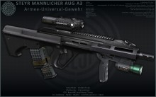 STEYR AUG A3 Ultimate Pack