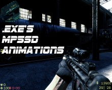 eXe's MP5 Animations