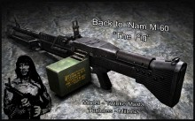 [Back to 'Nam M-60, 'The Pig']