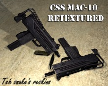 Default Mac 10 retextured