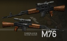 Zastava Arms M76 Updated