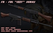 FN-FAL Izzy Series