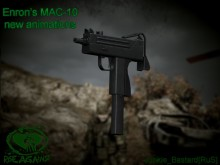 Enron's MAC-10 on new animations