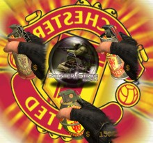Manchester United Grenade Pack
