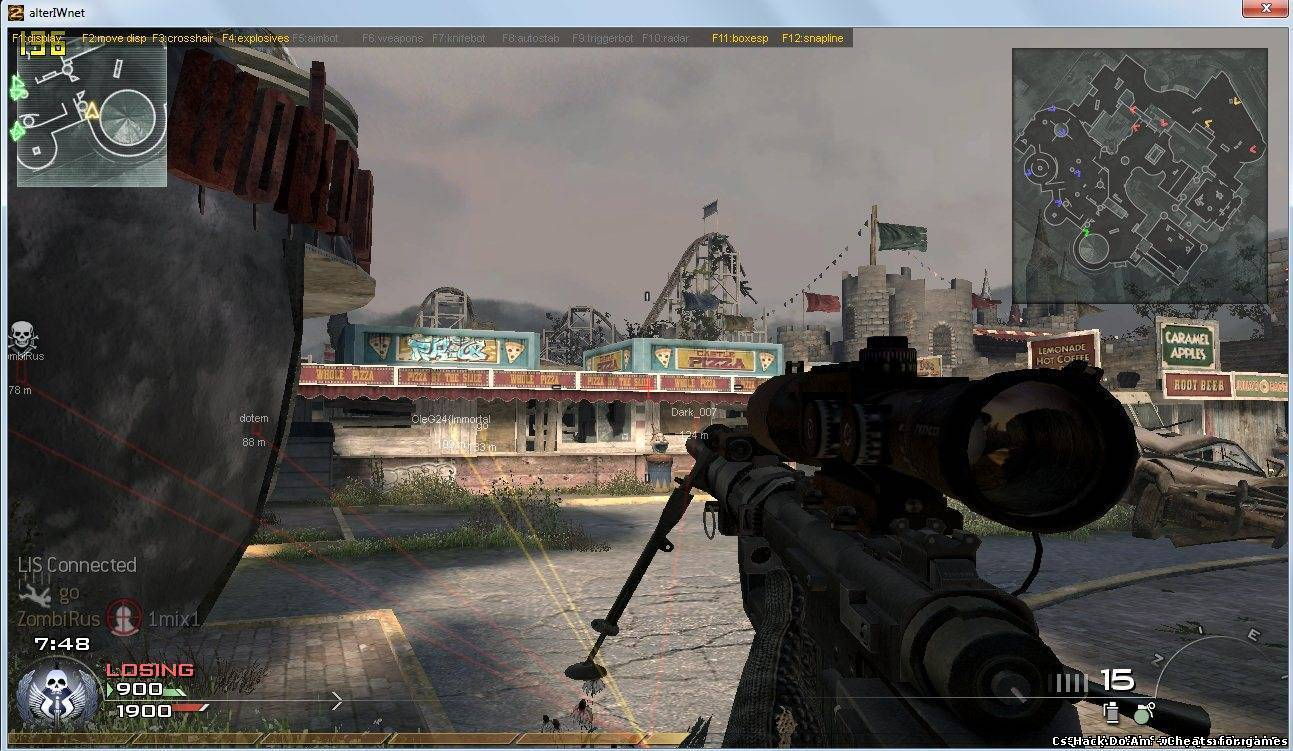 [[CoD MW2] External ESP 0.2 Steam AlterIwnet]
