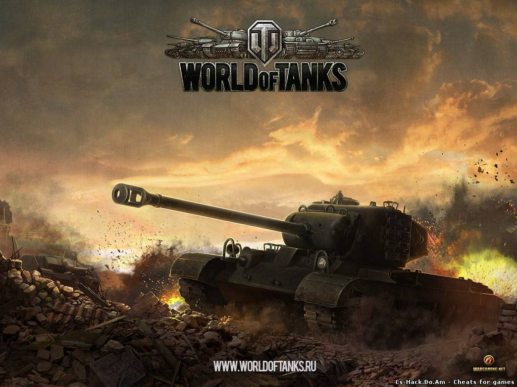 [WH\вх для World of Tanks]