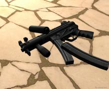 Silenced mp5k for Tmp