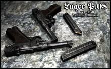 [Flakk's Luger P08 - UPDATED]