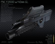 [Darkelfa/The_lama/AcidSnake F2000-SG552]