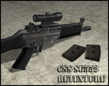 Default SG552 retex