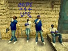 [Crips Gangsta Hostages]
