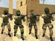 [Euro Forces Skin Pack]