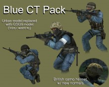 [Blue Default CT Pack]