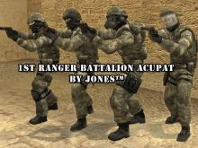 [First Ranger Battalion Acupat CT Pack]