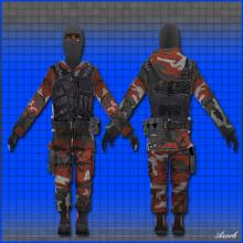 [Urban Infiltrator Remade (Red) 2v]