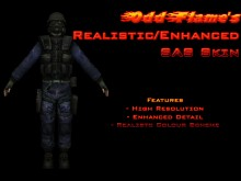 [OddFlame's Realistic/Enhanced SAS Skin]